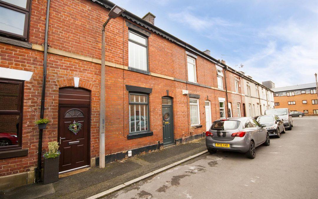 Wellington Street, Radcliffe, Manchester